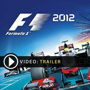 Acheter F1 2012 Clé CD Comparateur Prix