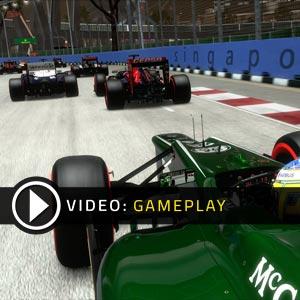 F1 2013 Gameplay