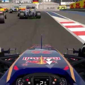 F1 2014 Gameplay