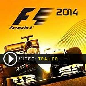 Acheter F1 2014 Clé Cd Comparateur Prix