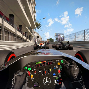 F1 2015 PS4 Interface de course