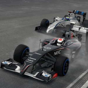 F1 2015 Xbox One Course Royaume-Uni