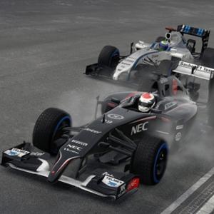 F1 2015 PS4 Course Royaume-Uni