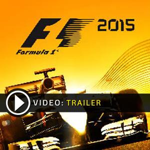 Acheter F1 2015 Clé CD Comparateur Prix
