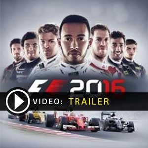 Acheter F1 2016 Clé Cd Comparateur Prix