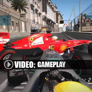 F1 2017 Gameplay Video