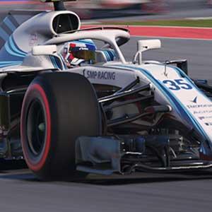 simulation de voiture F1 la plus précise