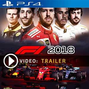 Acheter F1 2018 PS4 Comparateur Prixn