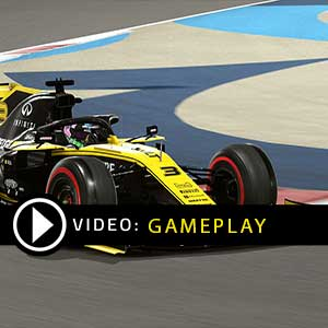 F1 2019 PS4 Gameplay Video