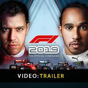 F1 2019 Vidéo de la bande annonce