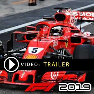 Acheter F1 2019 Clé CD Comparateur Prix