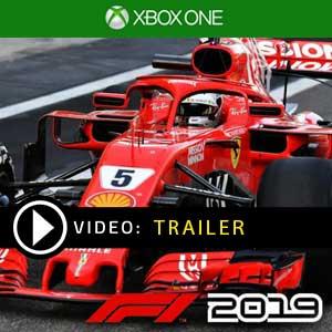 F1 2019 Xbox One en boîte ou à télécharger