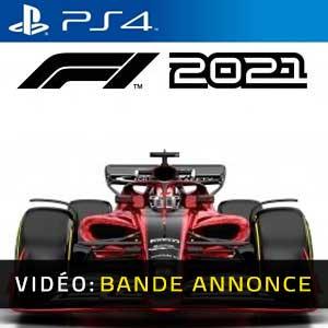 F1 2021 PS4 Bande-annonce Vidéo