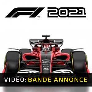 F1 2021 Bande-annonce Vidéo