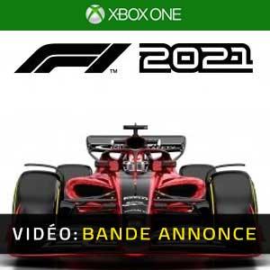 F1 2021 Xbox One Bande-annonce Vidéo