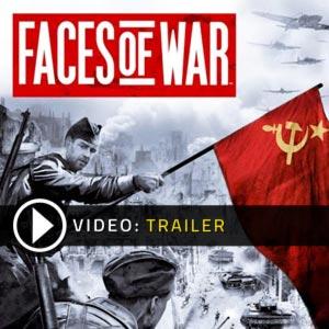 Acheter Faces of War Clé Cd Comparateur Prix