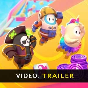 Fall Guys Collectors Pack trailer video
