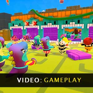 Fall Guys Ultimate Knockout Vidéo de jeu