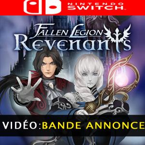Fallen Legion Revenants Vidéo de la bande annonce