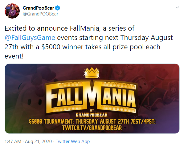 FallMania Fall Guys
