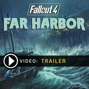 Acheter Fallout 4 Far Harbor Clé Cd Comparateur Prix