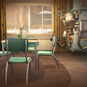 Fallout 4 Personnage