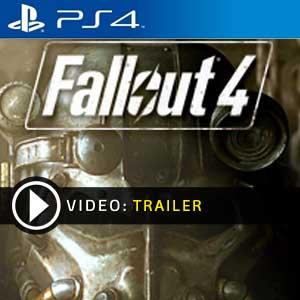 Fallout 4 PS4 en boîte ou à télécharger