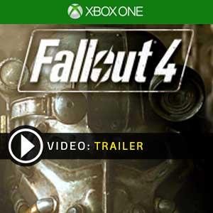 Fallout 4 Xbox One en boîte ou à télécharger