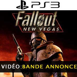 Fallout New Vegas Bande-annonce vidéo