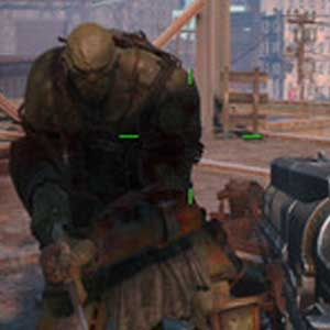 Fallout 4 Xbox One Gameplay