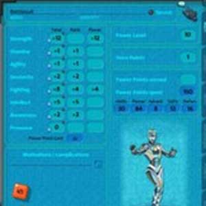 Fantasy Grounds Personnages