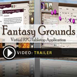 Acheter Fantasy Grounds Cle Cd Comparateur Prix