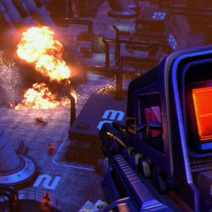 Far Cry 3 Blood Dragon Arme
