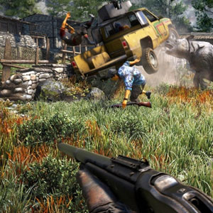 Far Cry 4  Xbox One Rhino