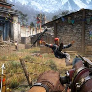 Far Cry 4 Bataille