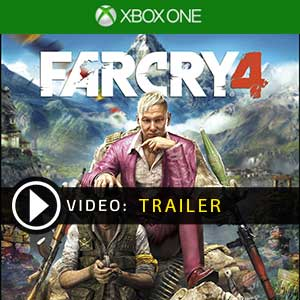 Far Cry 4 Xbox One en boîte ou à télécharger