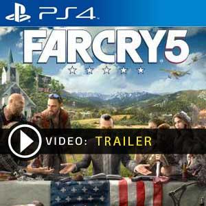 Acheter Far Cry 5 PS4 Code Comparateur Prix