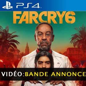 FAR CRY 6 bande-annonce vidéo