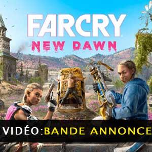 Far Cry New Dawn Bande-annonce Vidéo