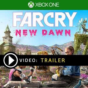 Far Cry New Dawn Xbox One en boîte ou à télécharger