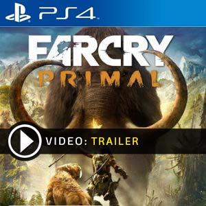 Far Cry Primal PS4 en boîte ou à télécharger