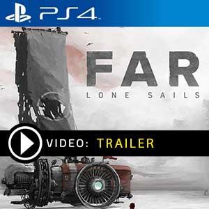 FAR Lone Sails PS4 en boîte ou à télécharger
