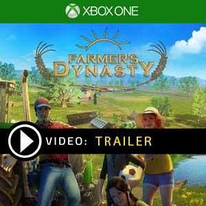 Farmers Dynasty Xbox One en boîte ou à télécharger