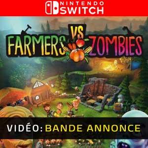 Farmers vs Zombies Nintendo Switch Bande-annonce Vidéo
