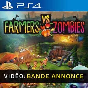 Farmers vs Zombies PS4 Bande-annonce Vidéo