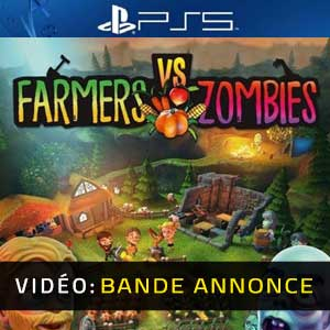 Farmers vs Zombies PS5 Bande-annonce Vidéo