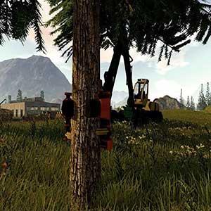 Farming 2017 The Simulation Couper du bois