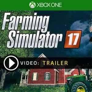 Farming 2017 The Simulation Xbox One en boîte ou à télécharger