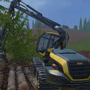 Nouvelle fonctionnalité de Farming Simulator 15 Xbox One
