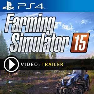 Farming Simulator 15 PS4 en boîte ou à télécharger